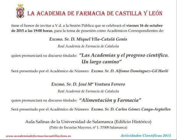 conferencia academia 16 octubre